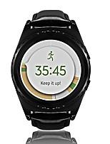 inteligente apoio relógio sim / cartão tf frequência cardíaca smartwatch rastreador de saúde para o telefone Samsung Gear android