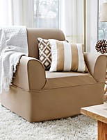 Studio Sized Recliner Slipcover Twill