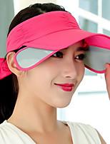 Women 's Summer Sunscreen Beach Telescopic Mountain Biking Baseball Hat Sports Empty Cap