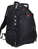 35 L Походные рюкзаки рюкзак Рюкзаки для ноутбука Многофункциональный Черный