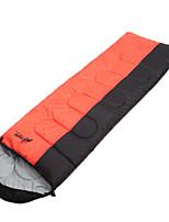 Sleeping Bag Rectangular Bag Single 15 Hollow Cotton 220X75 Hiking Camping Traveling Portable Keep Warm
