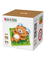 Jigsaw Puzzles 3D Puzzles Building Blocks DIY Toys Bear Model & Building Toy