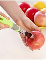 1 Pças. Apple Removedor de sementes For Fruta Para utensílios de cozinha Plástico Aço InoxidávelAlta qualidade Multifunções Gadget de