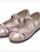 Girls' Flats Spring Summer Ballerina PU Dress Casual Flat Heel