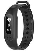 Pulseira Inteligente iOS Android iPhone Impermeável Suspensão Longa Pedômetros Saúde Esportivo Monitor de Batimento Cardíaco Distancia de