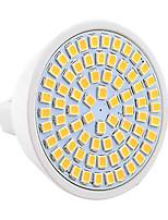 7W GU5.3(MR16) Spot LED MR16 72 SMD 2835 500-700 lm Blanc Chaud Blanc Froid Blanc Naturel Décorative V 1 pièce