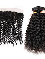 One Pack Solution Cheveux Péruviens Très Frisé 12 mois 4 Pièces tissages de cheveux
