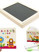 Пазлы Обучающая игрушка Строительные блоки Игрушки своими руками 1 Хобби и досуг