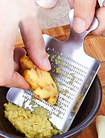 Stainless Steel Garlic Press Slicer Crusher Chopper Peeler Ginger Grinder Potato Sauce  Mill Peeling Machine Short Handle kitchen Tool