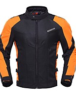 DUHAN D183 Motorcycle Jacket Motorbike Racing Jacket Protector Water Risistant And Windproof With 7 Pcs EVA Protective Gears