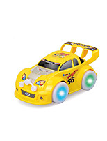 Race Car Toys Car Toys 1:8 Plastic Red Blue Yellow Model & Building Toy