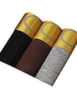 3Pcs/Lot Men's Fashion Sexy Boxers Underwear Cotton Modal Panties