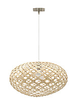 Pendant Light ,  Modern/Contemporary Traditional/Classic Rustic/Lodge Tiffany Vintage Retro Lantern Country Wood Feature for Designers