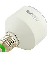5W E26 E27 Lâmpada Redonda LED 25 SMD 2835 450 lm Branco Frio V 1 pç