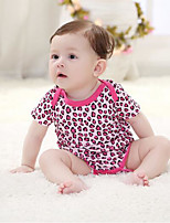 Baby Casual/Daily Formal Holiday Print One-Pieces,Cotton All Seasons Spring Fall Long Sleeve