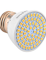 7W E26/E27 Spot LED 72 SMD 2835 500-700 lm Blanc Chaud Blanc Froid Blanc Naturel Décorative V 1 pièce