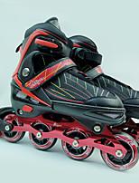 Kid's Unisex Inline Skates AdjustableBlue/Black/Blushing Pink