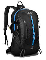 Backpack Hiking & Backpacking Pack Rucksack Waterproof Yellow Red Black Blue Purple