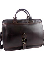 Men Other Leather Type Casual Tote