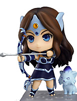 Anime Action Figures Inspired by Dota  Mirana PVC 10 CM Model Toys Doll Toy Wow