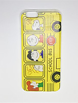 Für iPhone X iPhone 8 iPhone 7 iPhone 7 Plus iPhone 6 iPhone 6 Plus iPhone 5 Hülle Hüllen Cover Muster Rückseitenabdeckung Hülle Cartoon