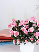 1 Филиал Гербарий Азалия Букеты на стол Искусственные Цветы
