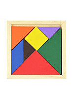 Educational Toy Wooden Puzzles Building Blocks DIY Toys 1 Leisure Hobby