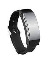 Bracelet talk intelligent K2 / calories brûlées / podomètres / contrôle vocal / sport / toucher des points / réveil / suivi à distance /