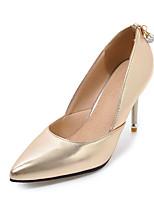 Women's Heels Club Shoes PU Office & Career Dress Casual Stiletto Heel