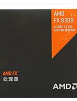 AMD FX 8-core édition noir fx-8300 3,3 GHz à 4,2 GHz processo de noyau octa turbo