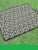 Moistureproof/Moisture Permeability Camping Pad Camouflage Hiking Camping Traveling