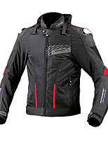 KOMINE JK-015 Motorcycle Jacket Motorbike Racing Jacket Protector Water Risistant And Windproof With 5 Pcs EVA Protective Gears