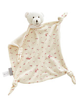 France Cotton Towel Baby  Cotton Towel Baby Appease Appease Slobber Puppet Toy Newborn