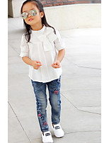 Girls' Casual/Daily Print Pants Spring Fall