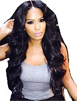 8-26inch New Arrival Wave Full Lace wigs brazilian virgin hair for black women with baby hair Wig
