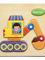 Пазлы Набор для творчества Обучающая игрушка Деревянные пазлы Строительные блоки Игрушки своими руками 1 Хобби и досуг