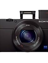 Digital Kamera 1080P NFC Eingebaut FLASH Wifi Kippbare LCD Schwarz 3.0