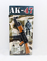 Correction Supplies AK47 Pistol Modelling DIY Easers Rubber Barrel For School Supplies Office Supplies