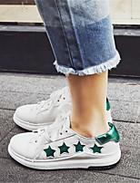 Da donna-Sneakers-Casual-Comoda-Piatto-PU (Poliuretano)-