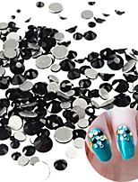 About 1440pcs/bag Nagel-Kunst-Dekoration Strassperlen Make-up kosmetische Nagelkunst Design