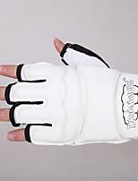 Боксерские перчатки для Бокс Без пальцев Защитный PU