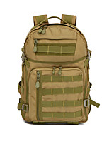 26 L Hiking & Backpacking Pack Camping & Hiking Hunting Outdoor Wearable Khaki Oxford