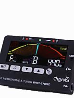 Professionnel Tuners électroniques métronomes Haute société Saxephone Trompette nouvel instrument PlastiqueAccessoires d'Instrument de