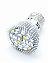 1pcs 10W E27 LED Grow Lights 28SMDX5730 Full Spectrum Led Grow Lights Red Blue for Grow Tent Greenhouse Grow Lighting AC85-265V
