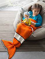 ТрикотажОкраска в пряже Животные 100% акрил одеяла