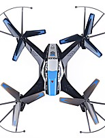 Drone Attop 6 Canais 6 Eixos 2.4G - Quadcópero com CR Vôo Invertido 360° Upside-Down VôoQuadcóptero RC Controle Remoto 1 Bateria Por