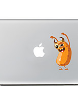 For MacBook Air 11 13/Pro13 15/Pro With Retina13 15/MacBook12 Cartoon Small Monster Decorative Skin Sticker