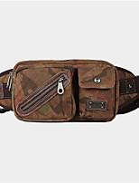 Men Cotton Outdoor Sling Shoulder Bags