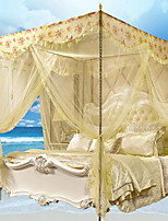 Court Mosquito Nets Floor Style Princess Mosquito Nets Square Top