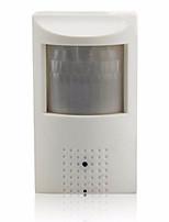 1 MP Mini Intérieur with Jour NuitJour Nuit Détection de présence Dual stream Accès à Distance Coupure infrarouge Wi-Fi Protected Setup
